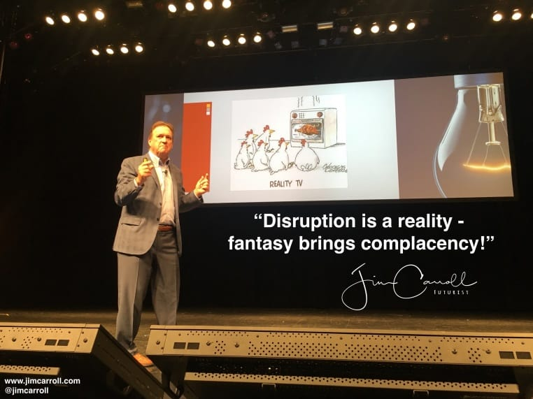 Keynote: McKay CEO Forum, Vancouver, Canada - Disruption and innovation