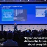 "Daily Inspiration: ""Hyper-connectivity now defines the future of just about everything"