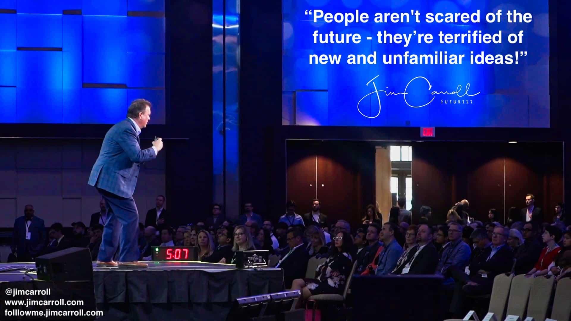 Keynote: Microsoft Canada, Toronto, Canada : 2019 FutureNow Conference