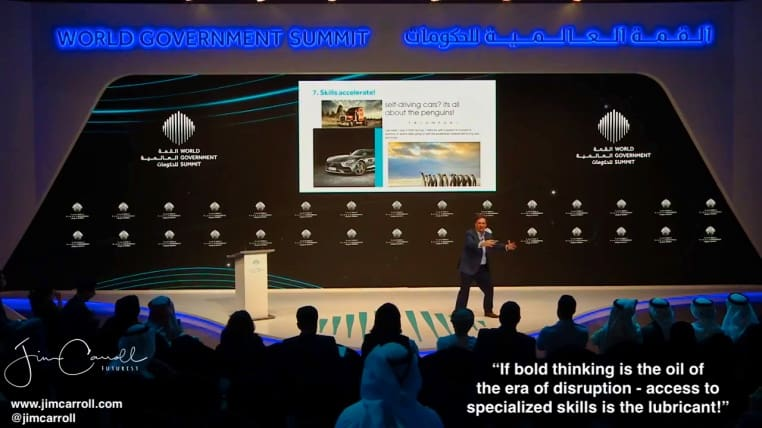 World Government Summit, Dubai, UAE